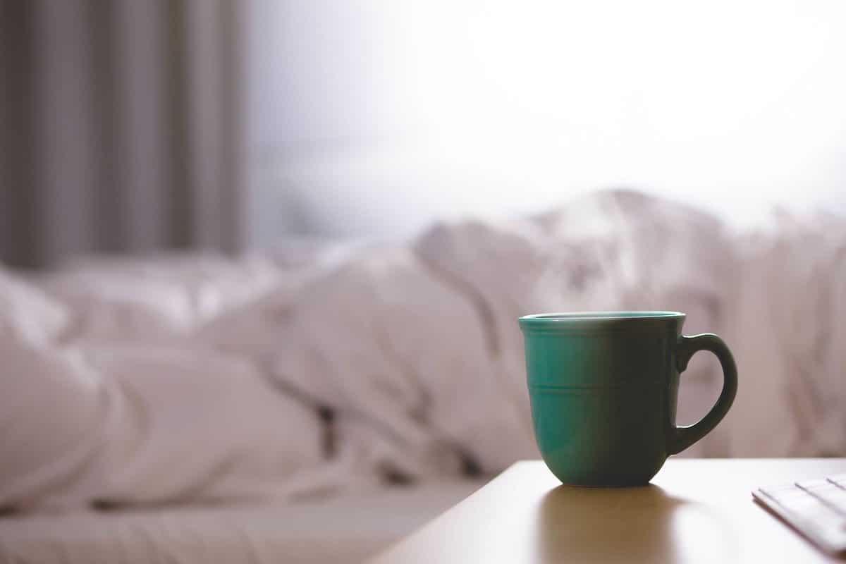 Infusiones de té para relajarnos.