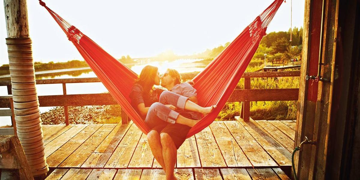 Buenas vacaciones en pareja