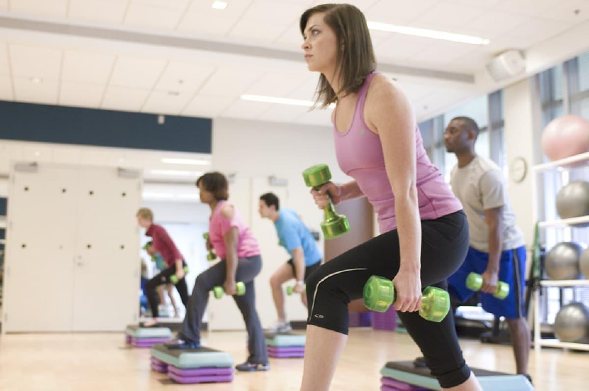 Las ventajas de las clases aeróbicas