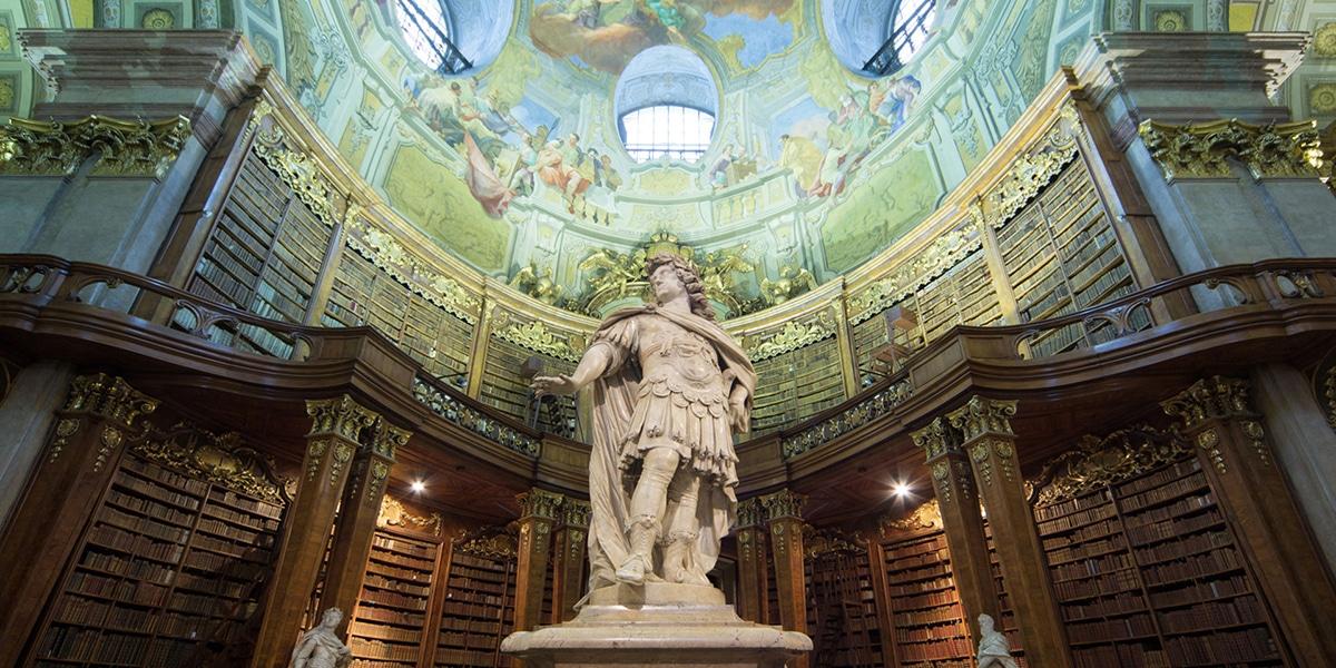 Biblipteca Nacional Austríaca