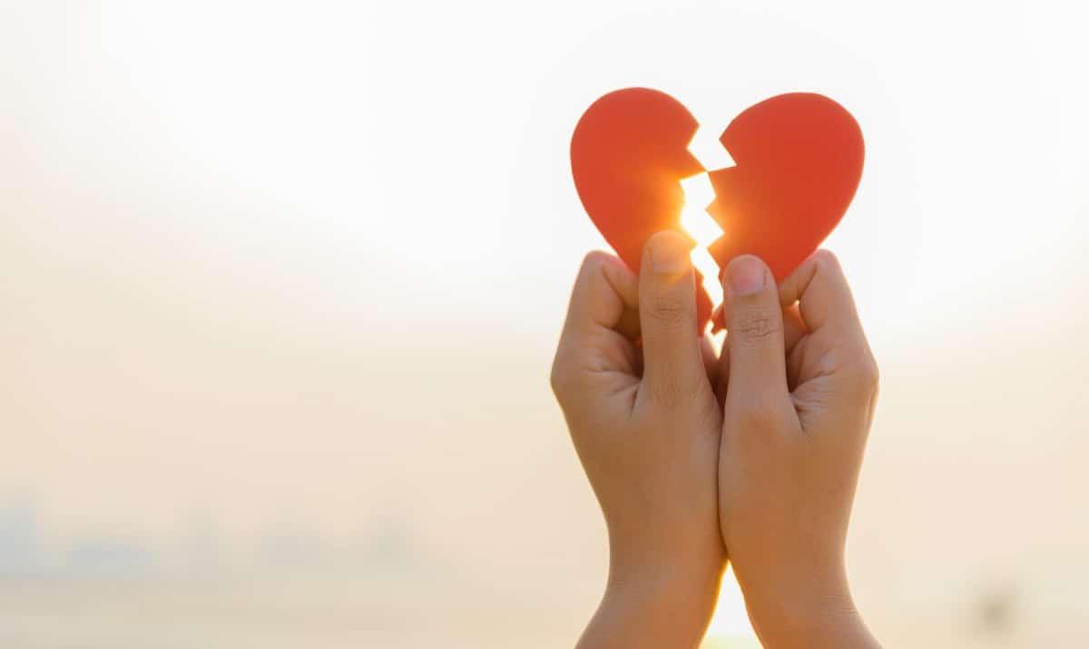 Aufhören zu lieben