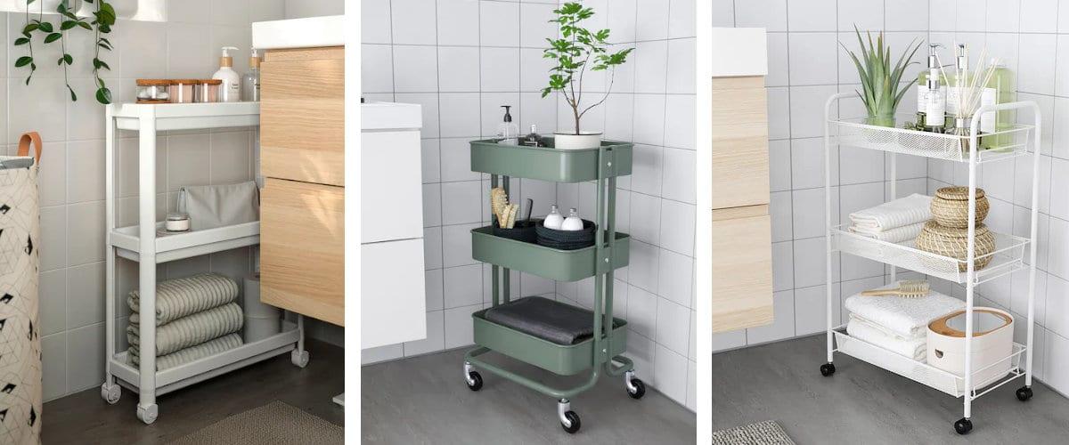 Carritos de Ikea
