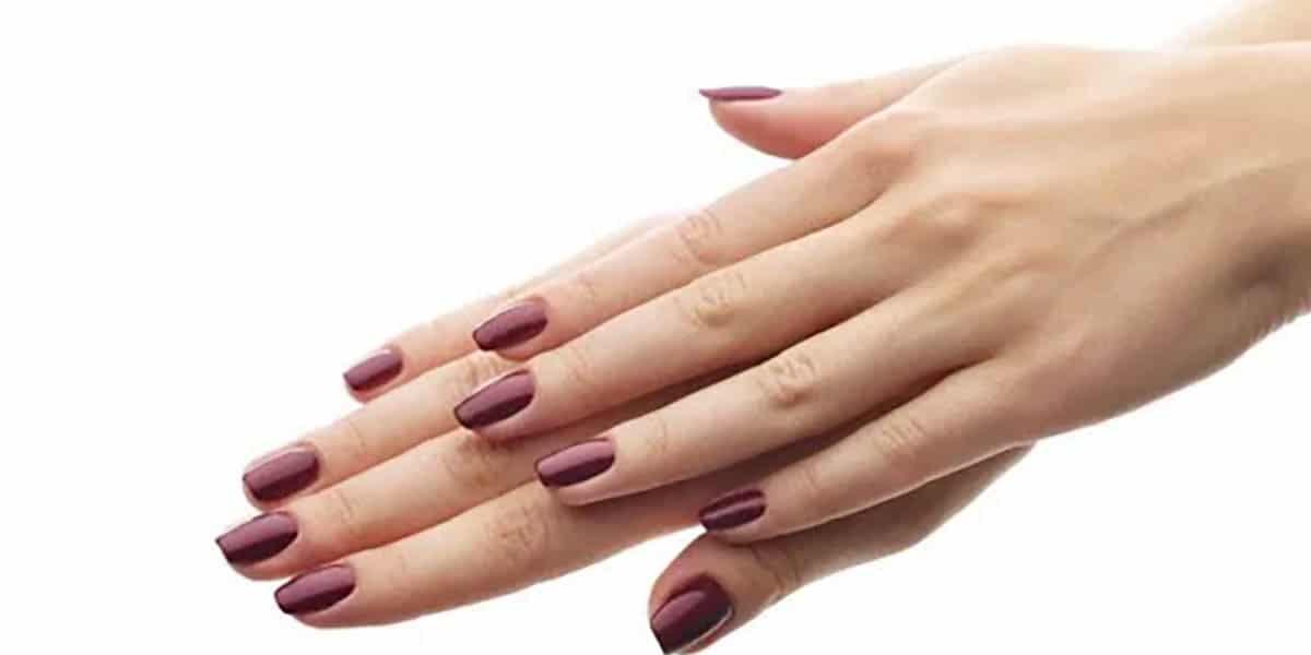 Esmalte duradero de uñas