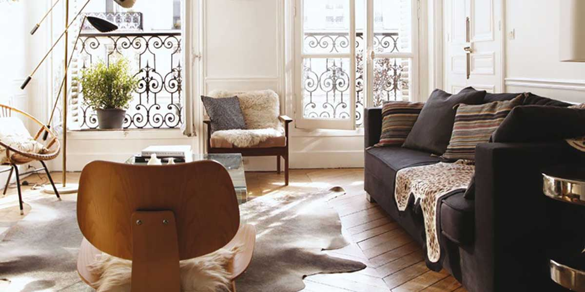 Estilo parisino en tu hogar