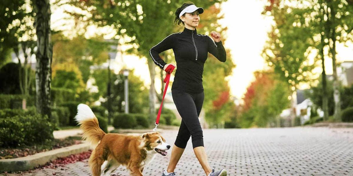 Caminar es un hábito saludable