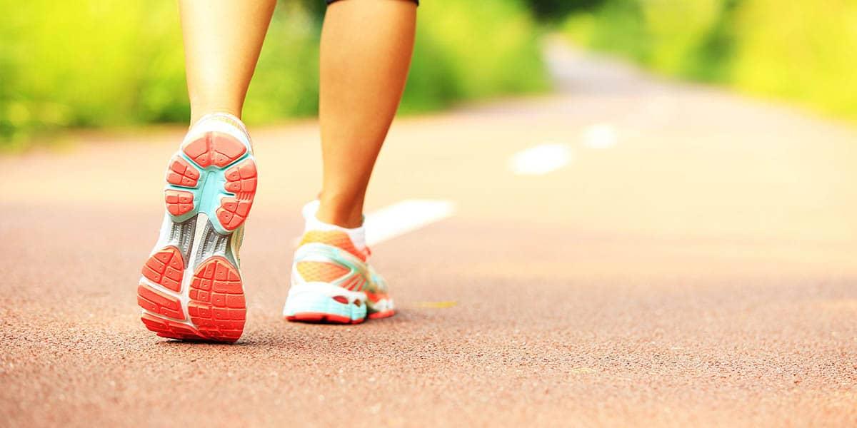 Hábito de caminar