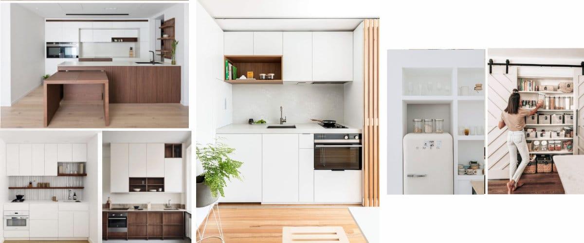 trucos para maximizar el almacenaje en una cocina