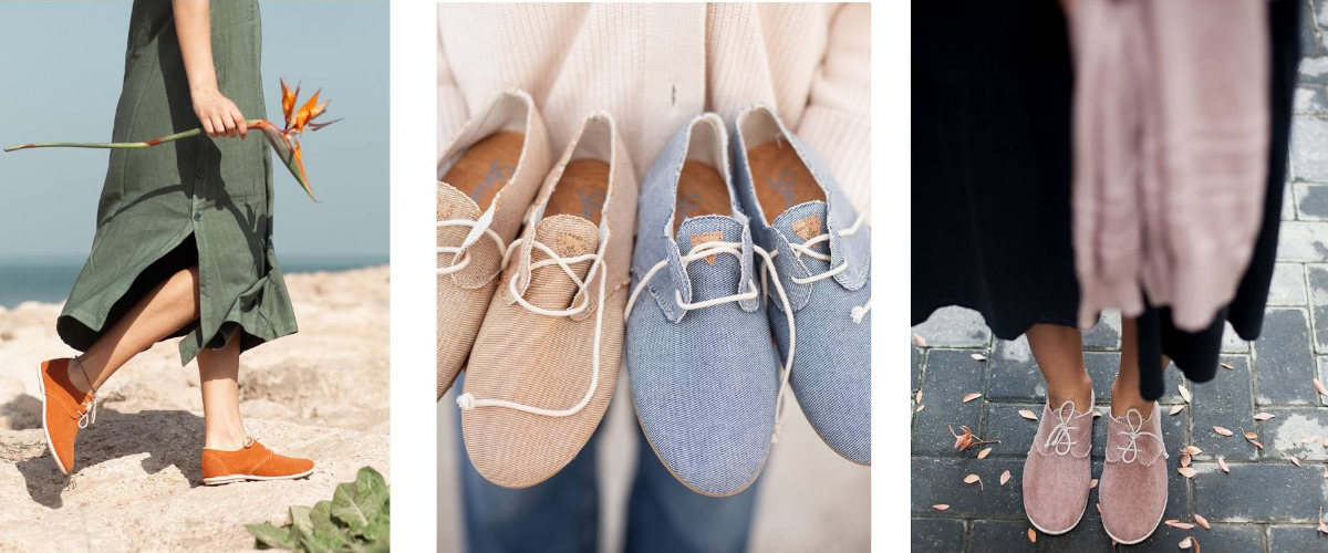 Zapatos Pixie de Slowers