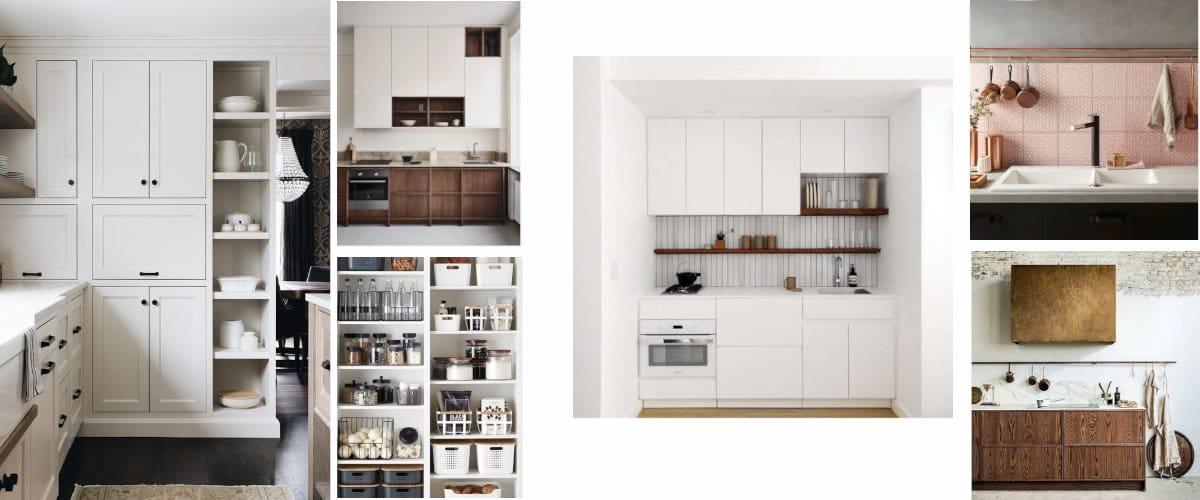 soluciones de almacenaje para la cocina