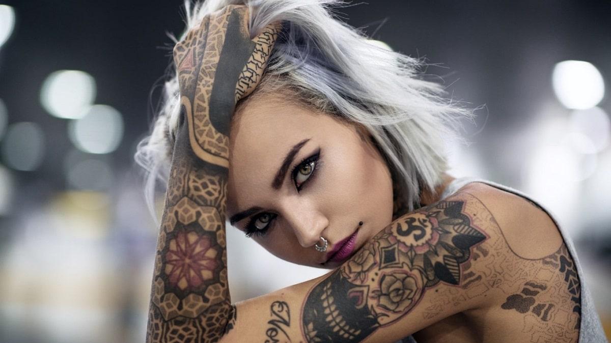 Tatuajes para mujer en los brazos
