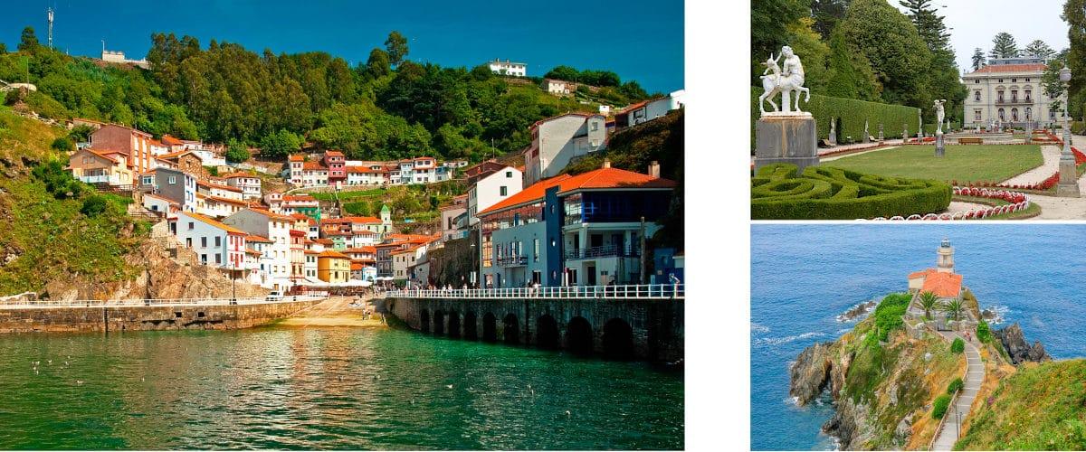 Pueblos de la costa asturiana: Cudillero