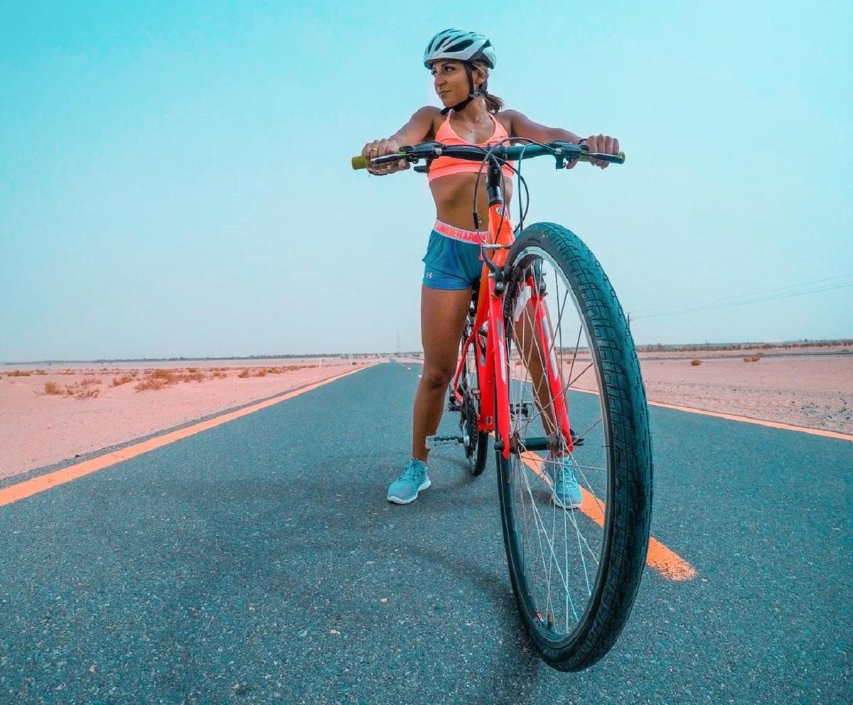 Entrenamientos en bicicleta