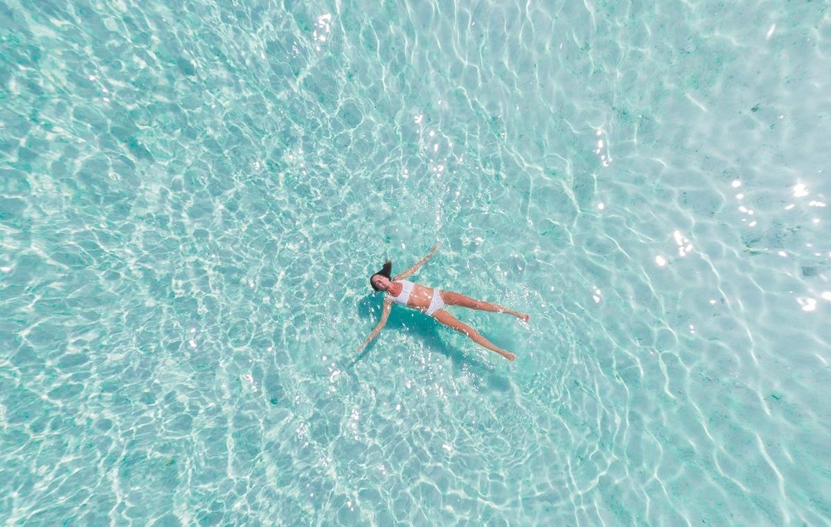 Adelgazar en la piscina
