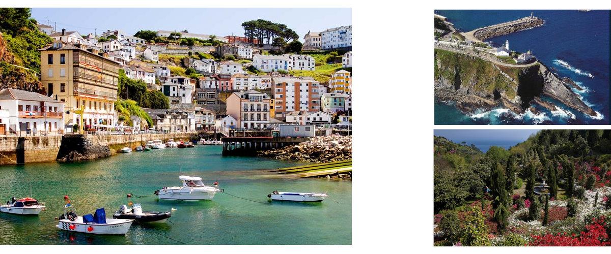 Pueblos de la costa asturiana: Luarca