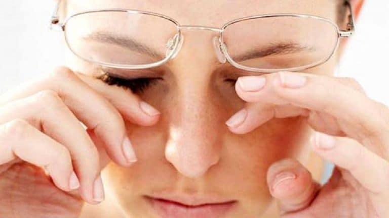 Síntomas del ojo seco