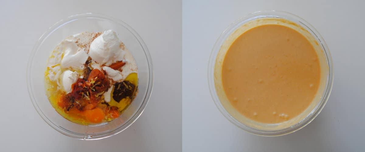 Pastel de calabaza y leche condensada