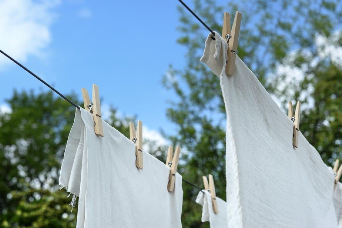 Eliminar mal olor de la ropa