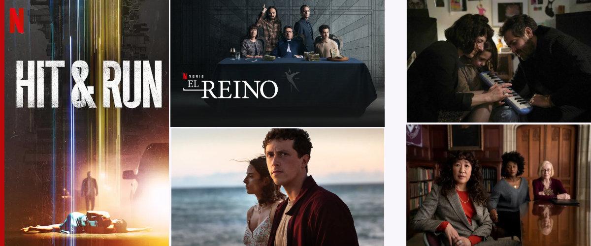 Nuevas series de Netflix