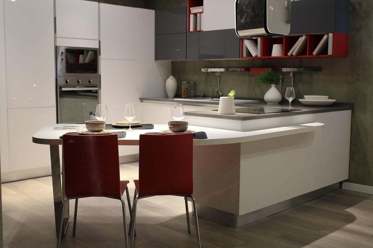 Tendencia en cocinas minimalistas