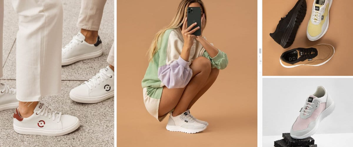 Zapatillas Doly mujer