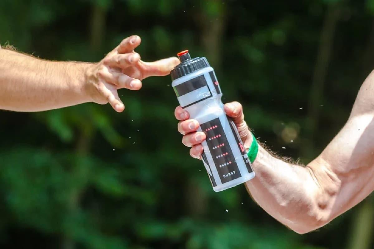 Calambres por deshidratación