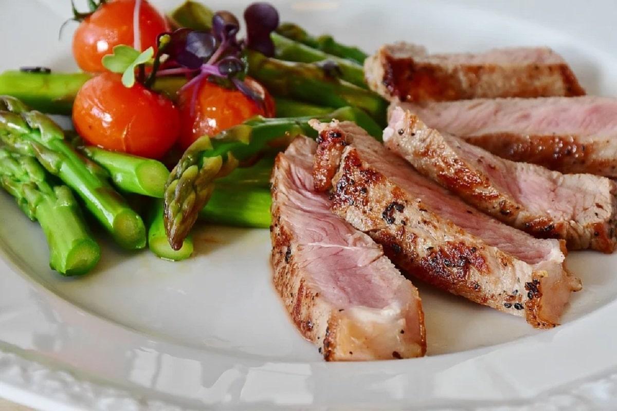 Carne baja en carbohidratos