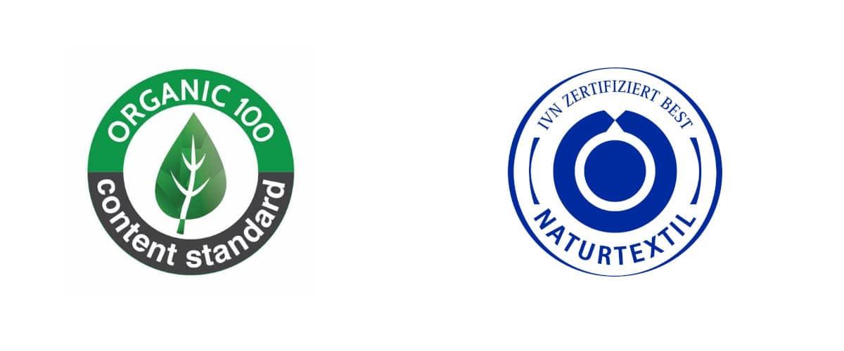 Certificaciones textiles: Organic Content Standard y Naturtextil