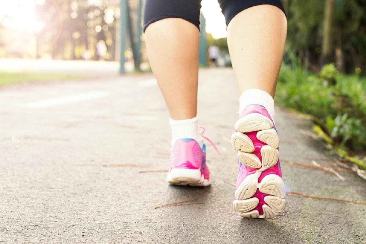 La salud de los pies