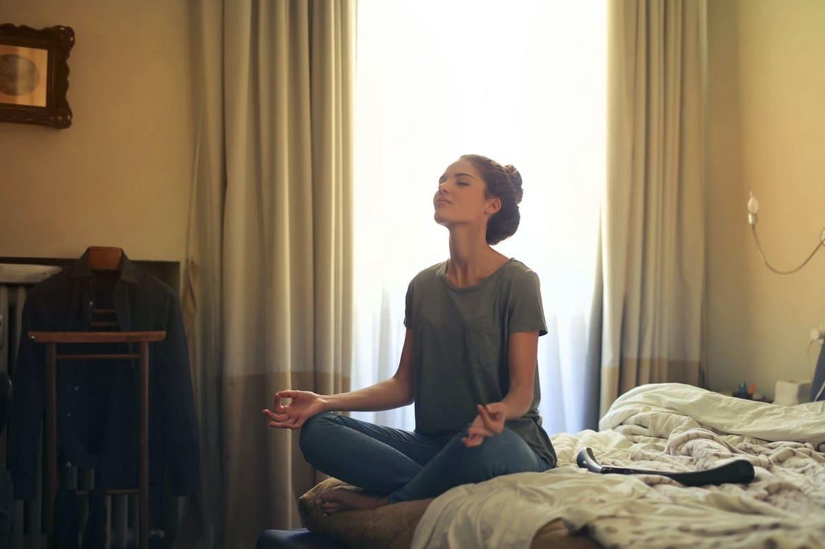 Meditar para mejorar la concentración