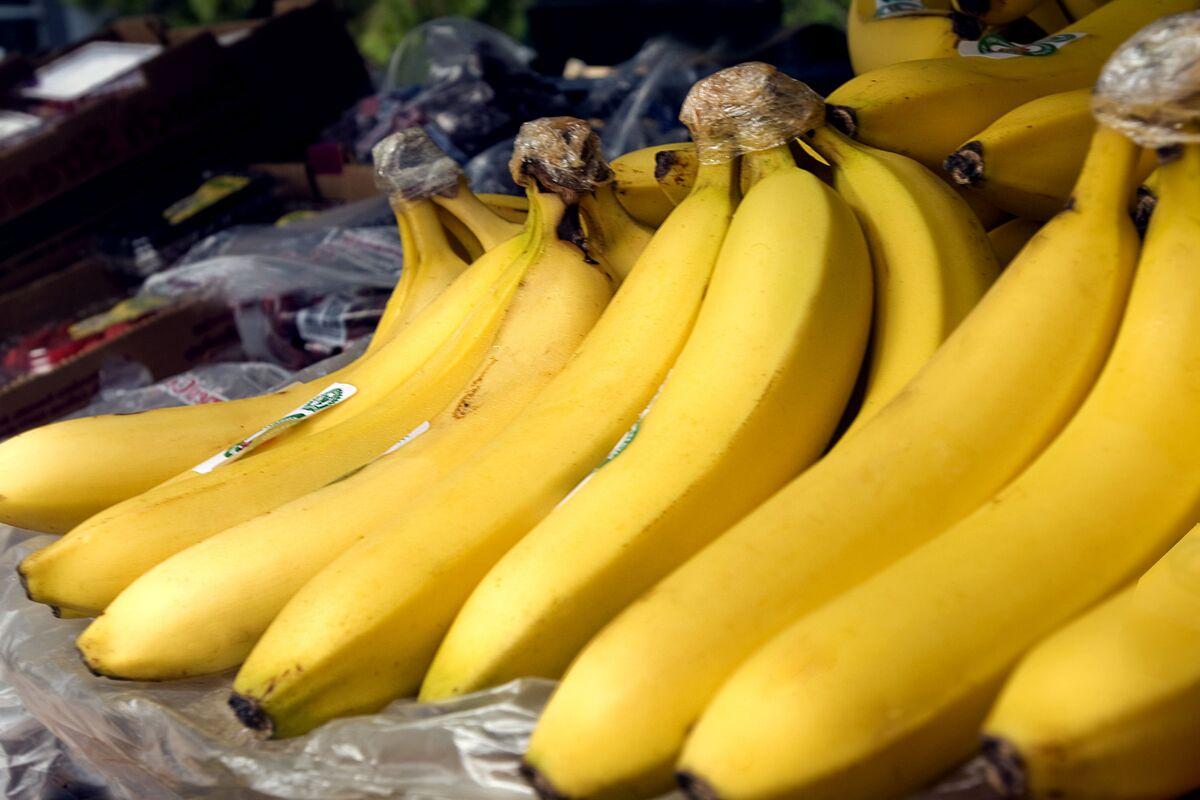 Plátanos aportan energía