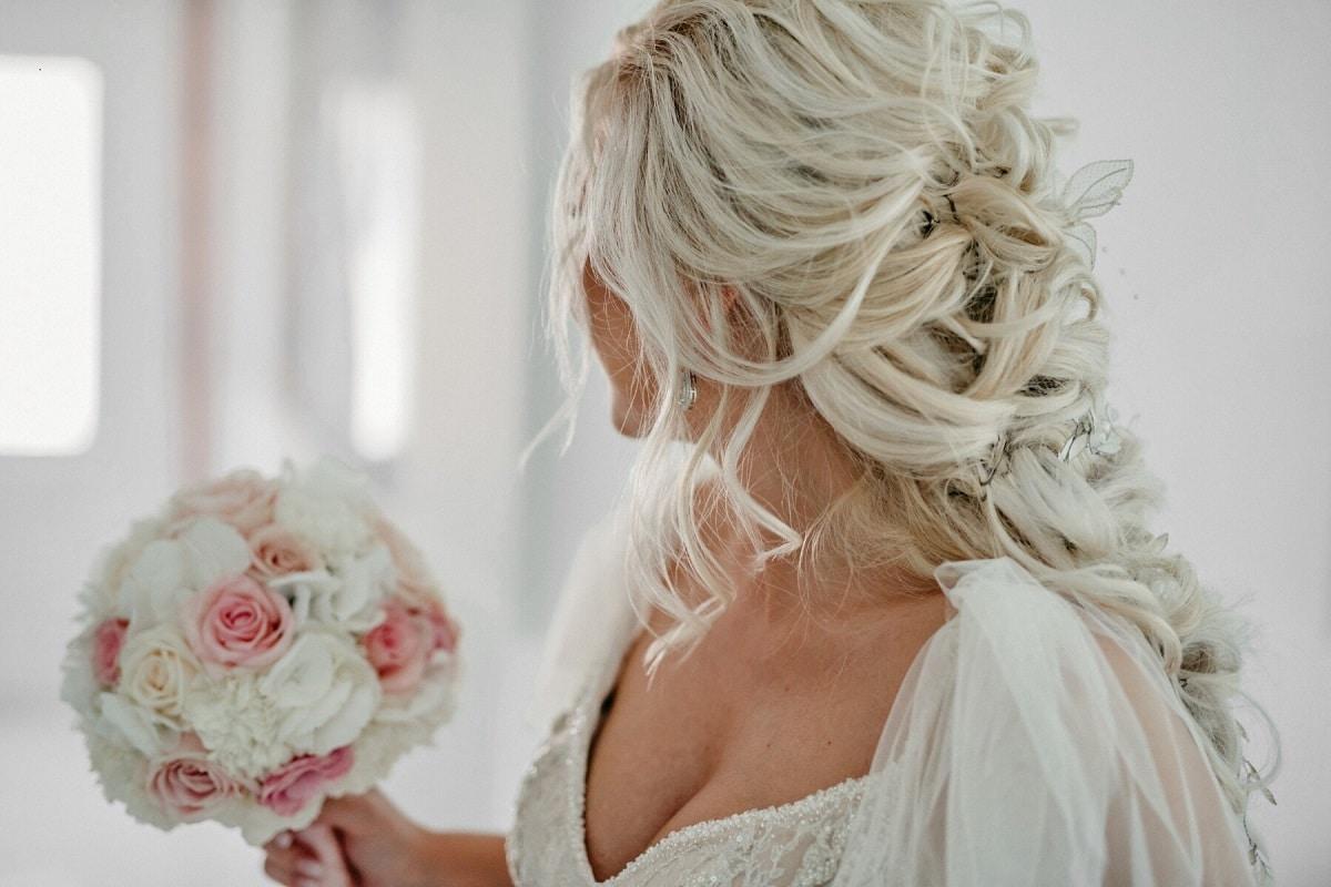 Recogido para novias