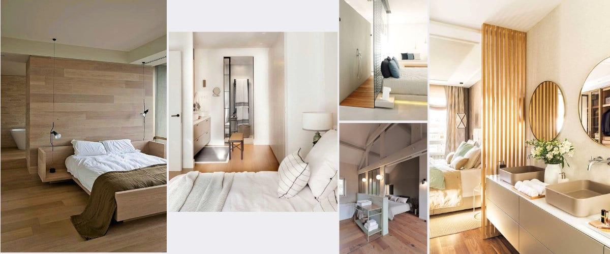 Integración completa en el dormitorio