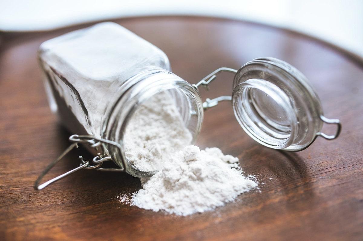Bicarbonato para limpieza