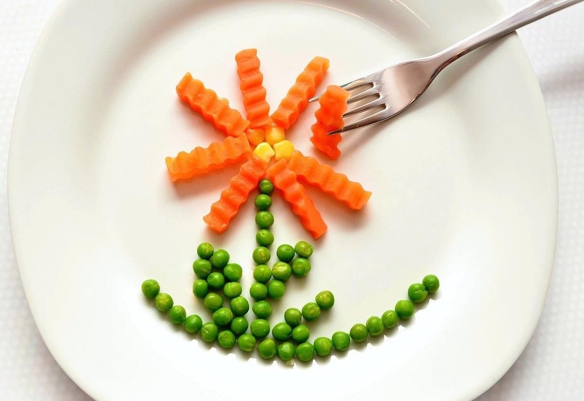 Carbohidratos en el plato
