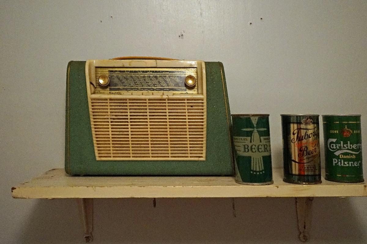 Decorar con radios