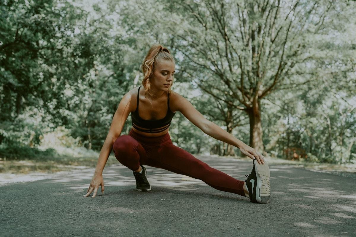 Hacer deporte para estar saludable