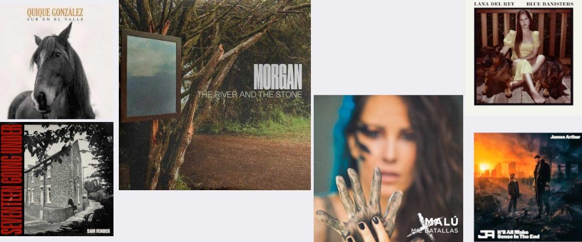 Discos que puedes escuchar en octubre