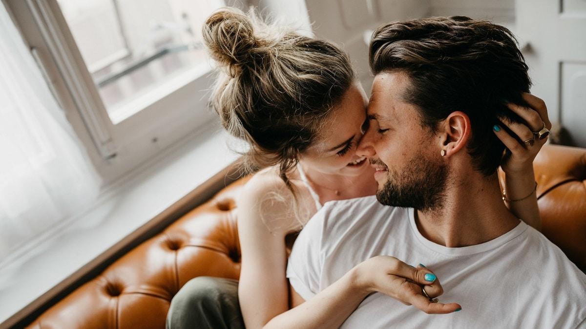 felicidad pareja