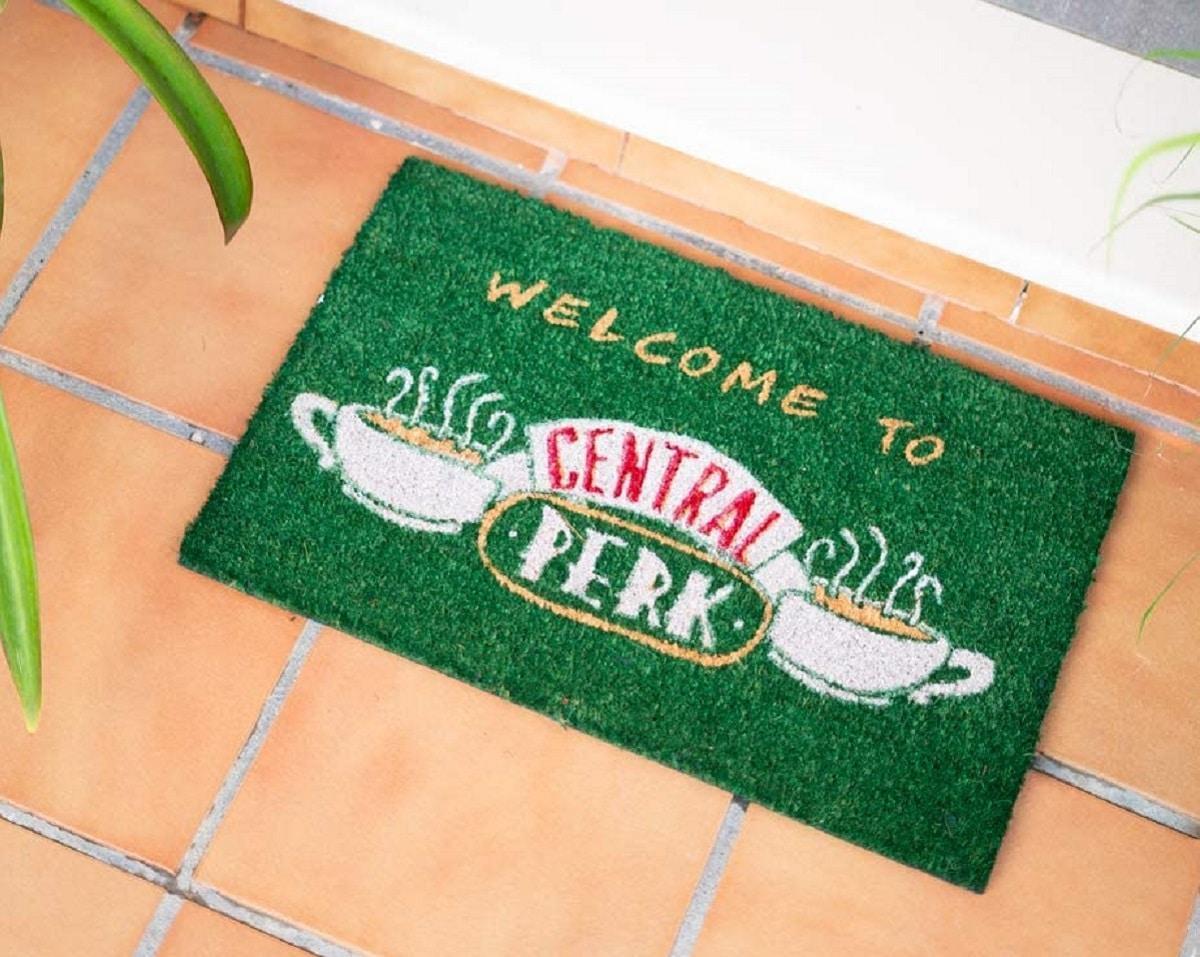 Felpudo Central Perk