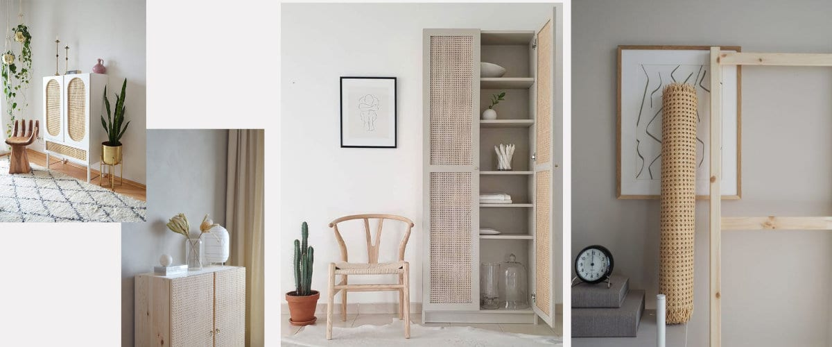 Hacks de muebles de Ikea