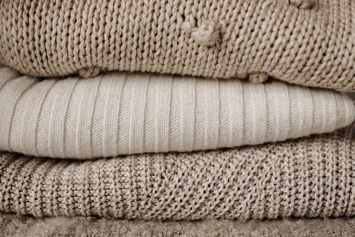 Cuidados para prendas de lana