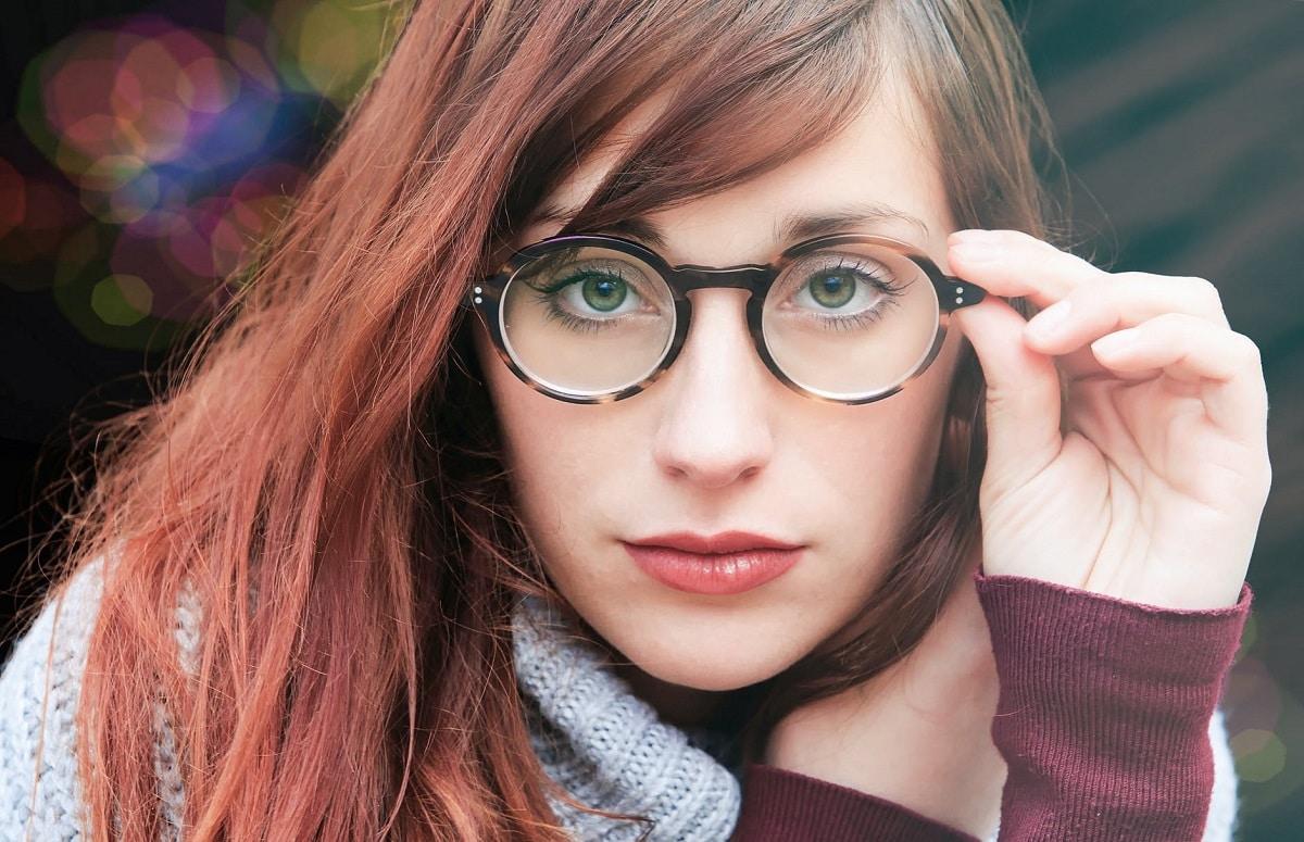 Cómo maquillar los ojos si llevas gafas