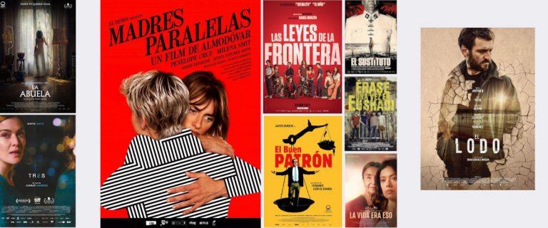 Películas españolas que se estrenan en octubre