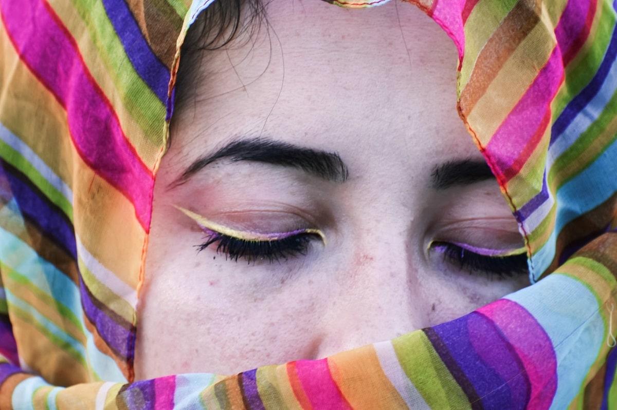 Eyeliner de colores