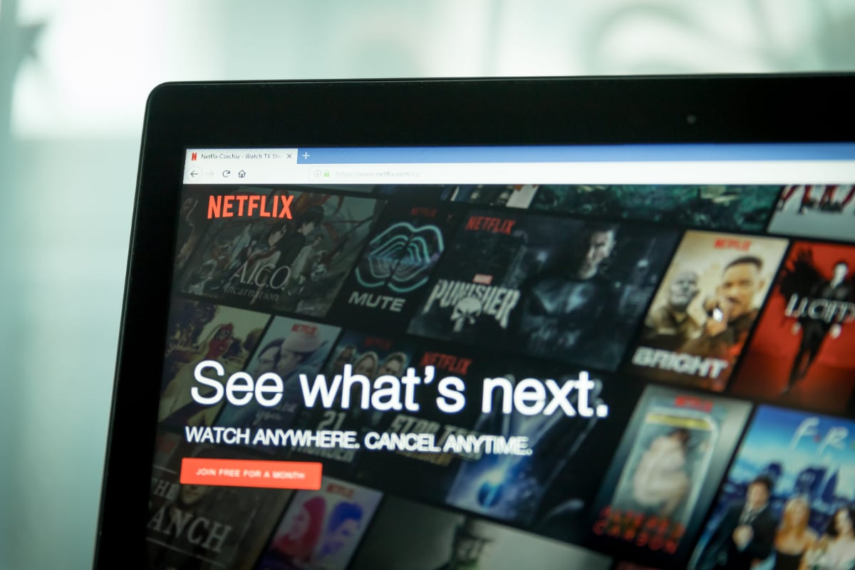 Series canceladas de Netflix