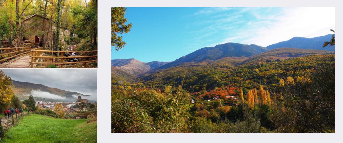 Enclaves naturales: Valle de Ambroz