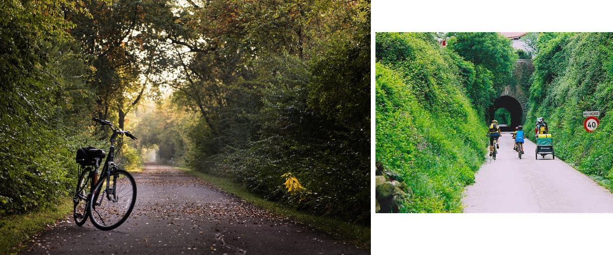 Actividades para realizar en otoño: bicicleta