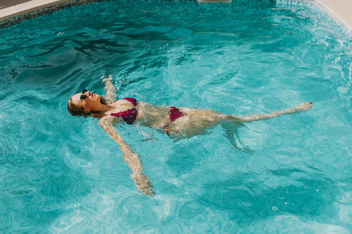 Yoga acuático