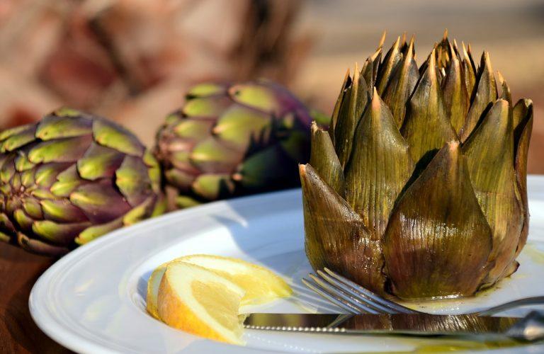 dieta de la alcachofe