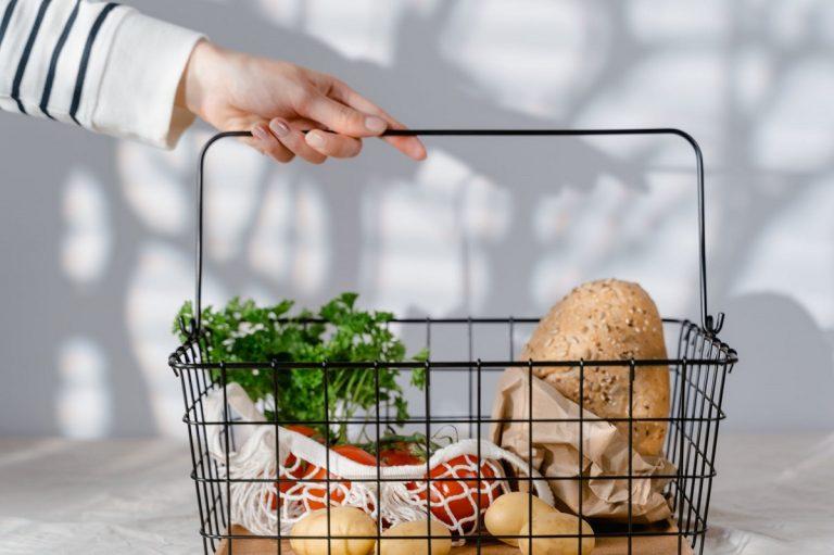 Qué incluir en la cesta de la compra